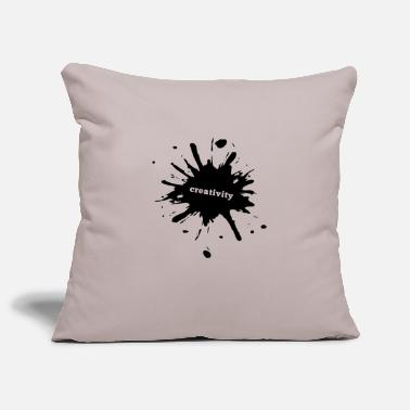 Creative Creativity - Pillowcase 17,3'' x 17,3'' (45 x 45 cm)