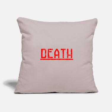 Death Penalty death - Pillowcase 17,3'' x 17,3'' (45 x 45 cm)