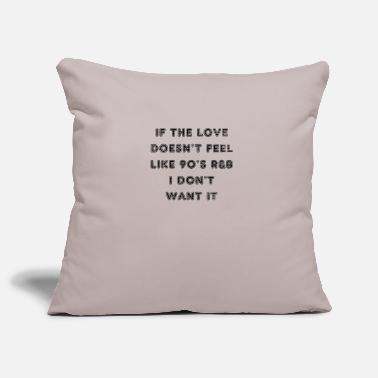R&b 90's R & B - Pillowcase 17,3'' x 17,3'' (45 x 45 cm)