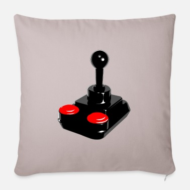 Kempston Kempston Joystick - Pillowcase 17,3'' x 17,3'' (45 x 45 cm)