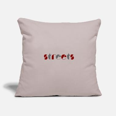 Street STREETS streets roads sports - Pillowcase 17,3'' x 17,3'' (45 x 45 cm)
