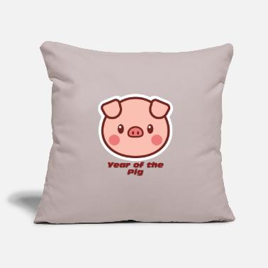 Year Of The Year of the Pig - Kissenhülle
