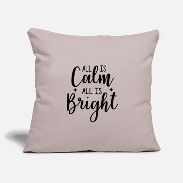 Calm Calm - Pillowcase 17,3'' x 17,3'' (45 x 45 cm)