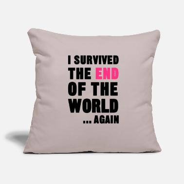 I Survived I Survived the End of the World - Tyynynpäällinen