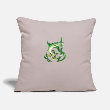 Pike Pike - Pillowcase 17,3'' x 17,3'' (45 x 45 cm)