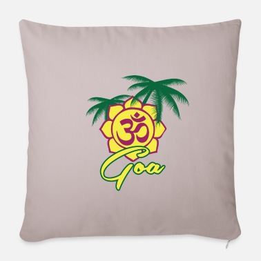 Goa - Pillowcase 17,3'' x 17,3'' (45 x 45 cm)