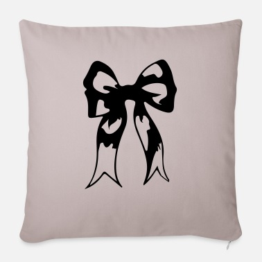 Ribbons ribbon - Pillowcase 17,3'' x 17,3'' (45 x 45 cm)