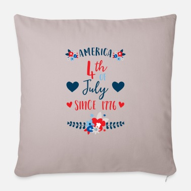 Usa USA - Pillowcase 17,3'' x 17,3'' (45 x 45 cm)