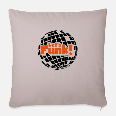 Blaxploitation Discoball - Pillowcase 17,3'' x 17,3'' (45 x 45 cm)