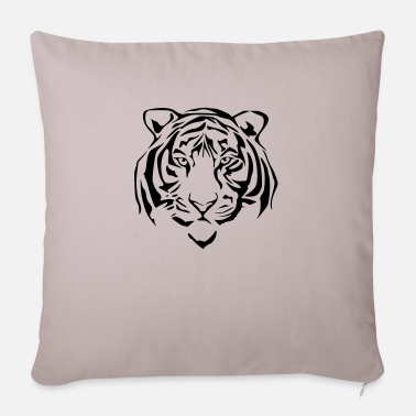 tiger - Pillowcase 17,3'' x 17,3'' (45 x 45 cm)