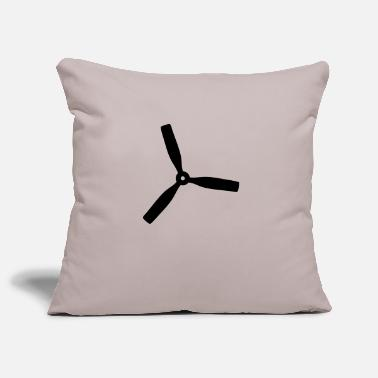 Propeller Propeller - Pillowcase 17,3'' x 17,3'' (45 x 45 cm)