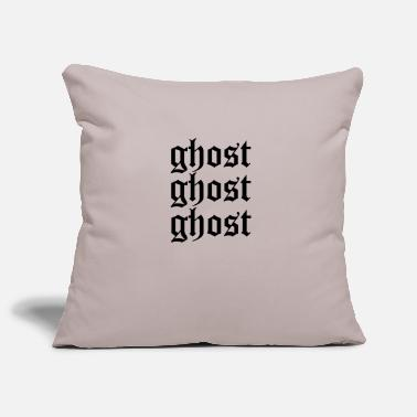 Ghost Ghost ghost ghost - Pillowcase 17,3'' x 17,3'' (45 x 45 cm)