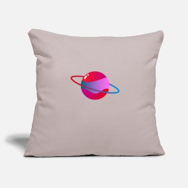 Planet planet - Pillowcase 17,3'' x 17,3'' (45 x 45 cm)