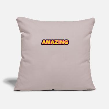 Incroyable incroyable - Housse de coussin