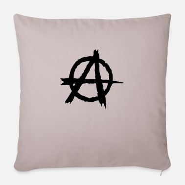 Anarchy - Pillowcase 17,3'' x 17,3'' (45 x 45 cm)
