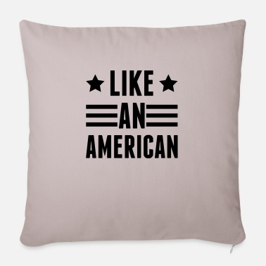 Lana Del Ray Like An American - Pillowcase 17,3'' x 17,3'' (45 x 45 cm)