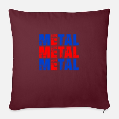 Thrash METAL ICELAND - Pillowcase 17,3'' x 17,3'' (45 x 45 cm)