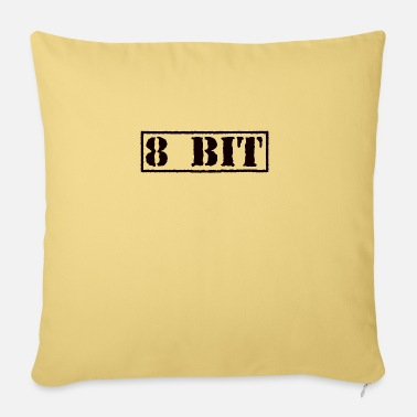 8 Bit 8 bit - Pillowcase 17,3'' x 17,3'' (45 x 45 cm)