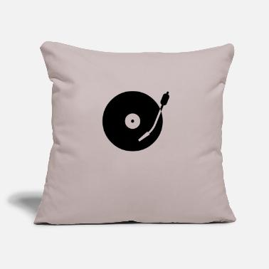 Turntable turntable - Housse de coussin