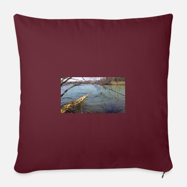View Lake view - Pillowcase 17,3'' x 17,3'' (45 x 45 cm)