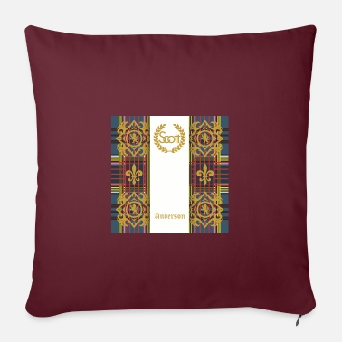 Clan anderson clan - Pillowcase 17,3'' x 17,3'' (45 x 45 cm)