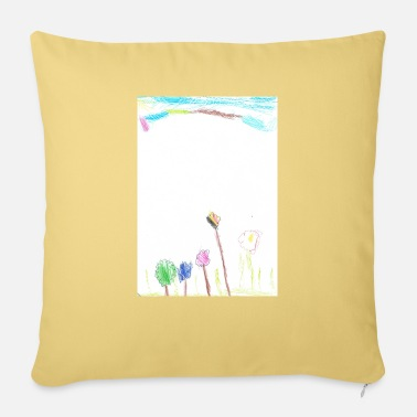 Meadow Meadow - Pillowcase 17,3'' x 17,3'' (45 x 45 cm)
