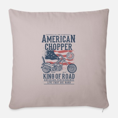 American American choppers - Pillowcase 17,3'' x 17,3'' (45 x 45 cm)