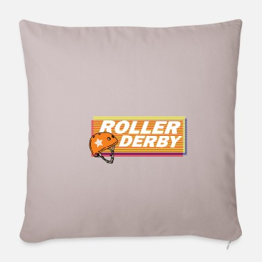 Roller Roller derby - Copricuscino