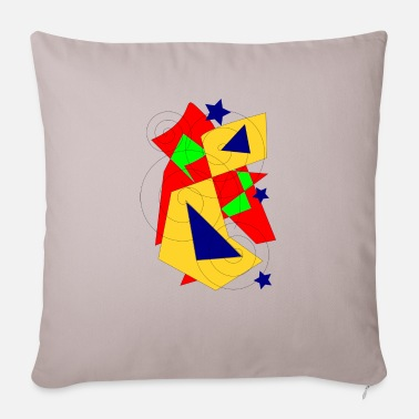 Form to form - Pillowcase 17,3'' x 17,3'' (45 x 45 cm)