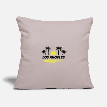 California los Angeles - Pillowcase 17,3'' x 17,3'' (45 x 45 cm)