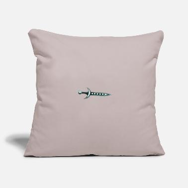 Sword sword - Pillowcase 17,3'' x 17,3'' (45 x 45 cm)