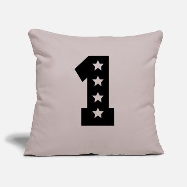 Number numbers - Pillowcase 17,3'' x 17,3'' (45 x 45 cm)