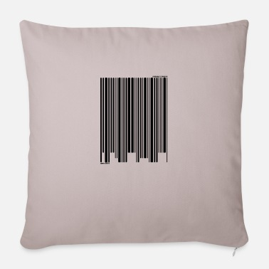 Checkout Barcode - checkout! - Pillowcase 17,3'' x 17,3'' (45 x 45 cm)