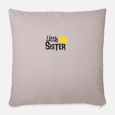 Little Sister Little sister - Little Sister - Pillowcase 17,3'' x 17,3'' (45 x 45 cm)