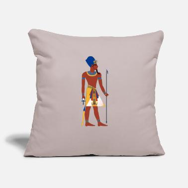 Seth seth god of ancient egypt - Pillowcase 17,3'' x 17,3'' (45 x 45 cm)