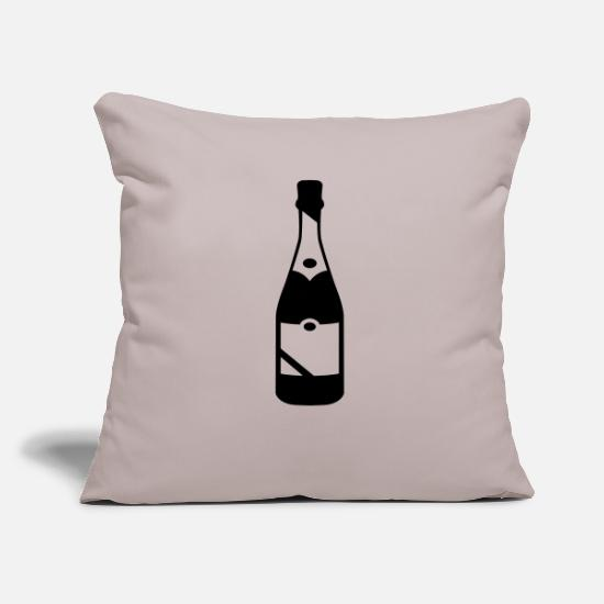 Winner Pillow Cases - champagne - Pillowcase 17,3'' x 17,3'' (45 x 45 cm) light taupe