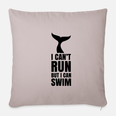 Fun Sports Water Sports Shirt · Fun · Sports Gift - Pillowcase 17,3'' x 17,3'' (45 x 45 cm)