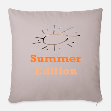 Artsy Summer Edition / Sayings / Trend - Pillowcase 17,3'' x 17,3'' (45 x 45 cm)