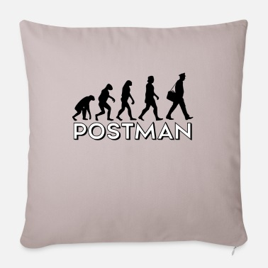 Composite Delivery Postman Delivery Postman Evolution Gift - Pillowcase 17,3'' x 17,3'' (45 x 45 cm)