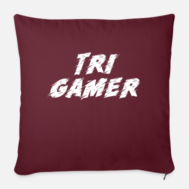 Computer Science Game Gaming Gamer - Pillowcase 17,3'' x 17,3'' (45 x 45 cm)