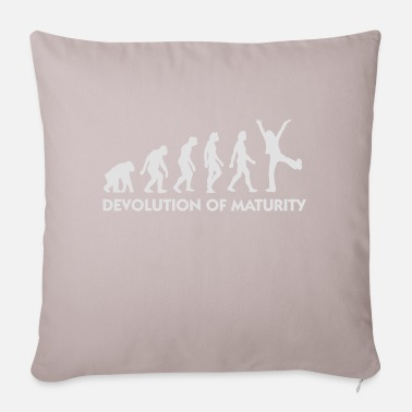 Mature The Evolution Of Maturity - Pillowcase 17,3'' x 17,3'' (45 x 45 cm)