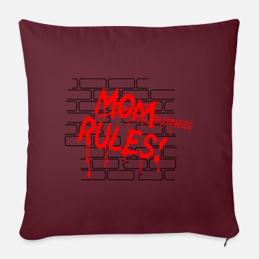 Graffiti business rules - Housse de coussin