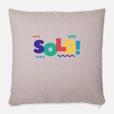Pay Pay! - sold! - Pillowcase 17,3'' x 17,3'' (45 x 45 cm)