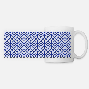 Modern Pattern - Panoramic Mug