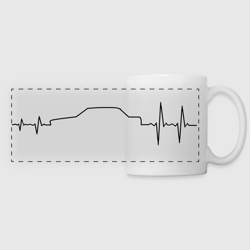 BMW E30 Sportscar Pulse - Panoramic Mug