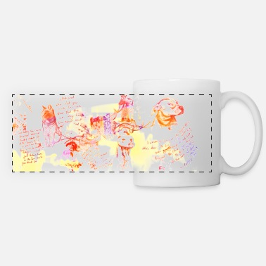 Tv Animal Planet Hunde Tasse - Panoramatasse