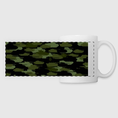 World of Tanks - Tank Camouflage Mug - Panoramatasse