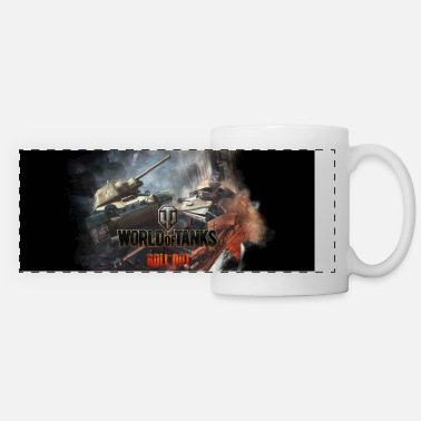 Officialbrands World of Tanks - Battlefield Panorama - Mug panoramique