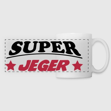 Super jeger 333 - Panoramakopp