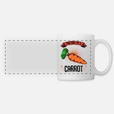 Carrot Carrot carrot - Panoramic Mug
